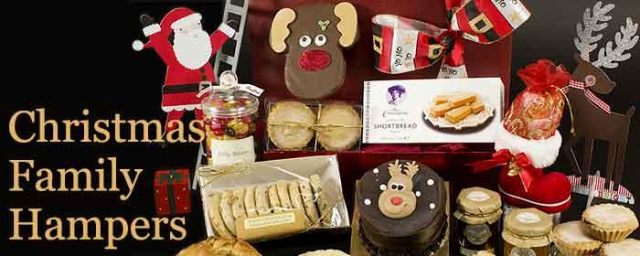 Family Christmas Hampers Christmas Hampers Christmas