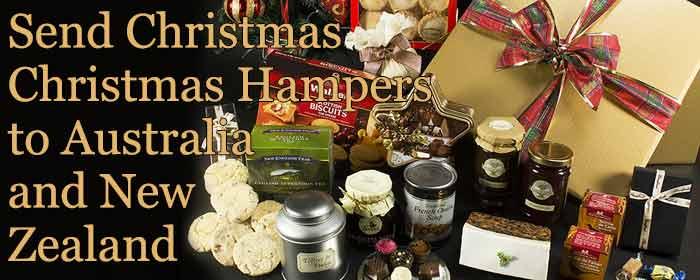 Christmas Hampers Australia and New Zealand