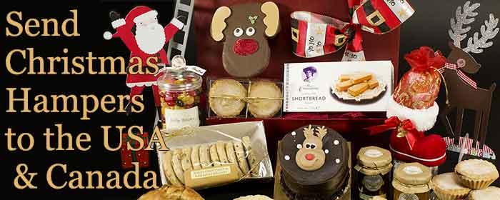 Christmas Hampers USA and Canada