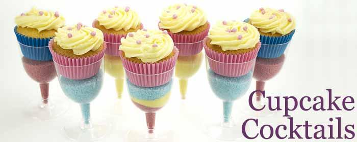 Cupcake Cocktails