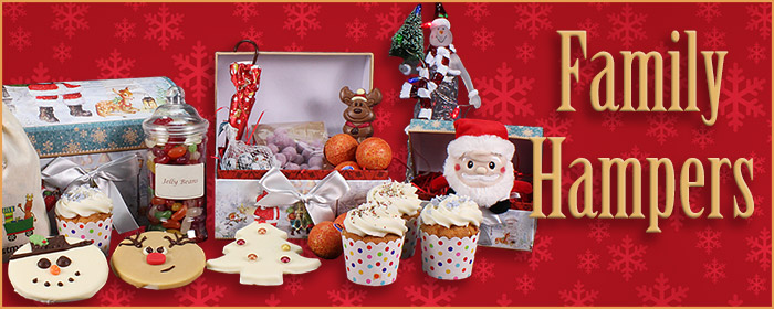 Family Christmas Hampers