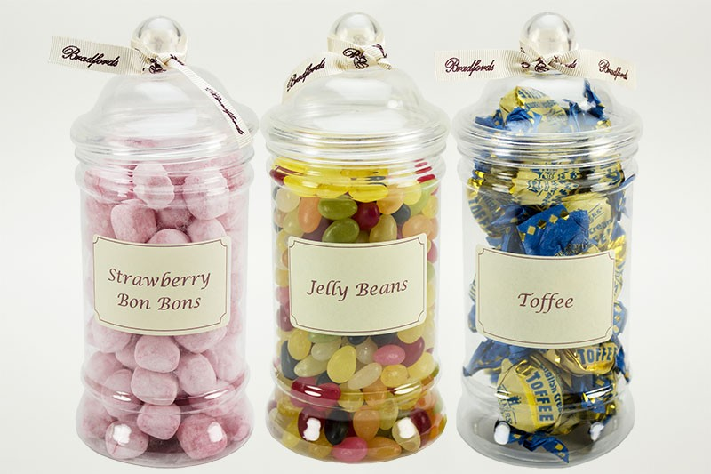add a jar of sweets add to your gift. Black Bedroom Furniture Sets. Home Design Ideas