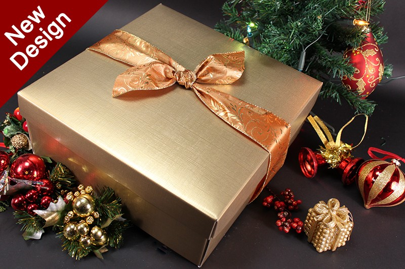 Blitzen Christmas Gift Box & Blitzen Christmas Gift Box | Christmas Hampers | Bradfords Bakers