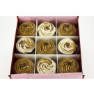 Cupcake Cappuccino - Gift Box of 9