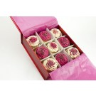 Party Girl Cupcakes - Gift Box of 9