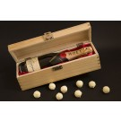 Moet With Champagne Truffles