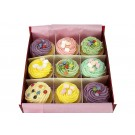 Mallows and Martys Cupcakes - Gift Box of 9
