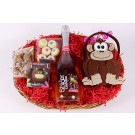 Animal Magic Gift Basket