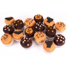 Pumpkin Cupcakes - Box of 16