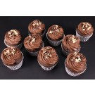 Chocolate Cupcake Indulgence - Gift Box of 9