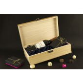 Wine and Chocolates Gift Case