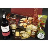 Donner Port and Cheese Gift Box