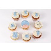 Its a Baby !  Box 9 Cupcakes