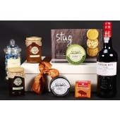 Bradfords Cockburn Vintage Port and Cheese Gift Box