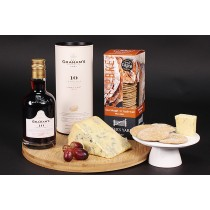 Grahams Port and Cheese Platter
