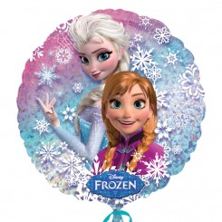 Frozen Holographic Balloon