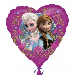 Frozen Love Heart Balloon