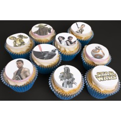 Your Favourite Character Cupcakes