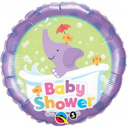 Elephant Baby Shower Balloon