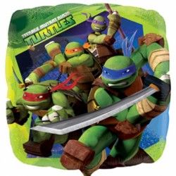Teenage Mutant Ninja Turtles Balloon