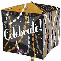 Celebrate! Cubez Balloon