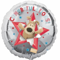 Boofle Congratulations Balloon