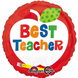 Best Teacher Balloon
