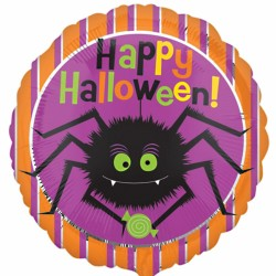 Cute Spider Halloween Balloon