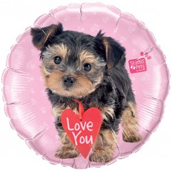 Puppy Love Balloon