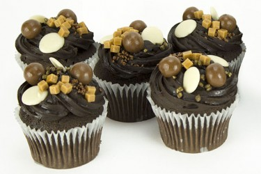 Malteser Cupcakes - Box of 6