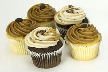 Cupcake Cappuccino - Box of 6