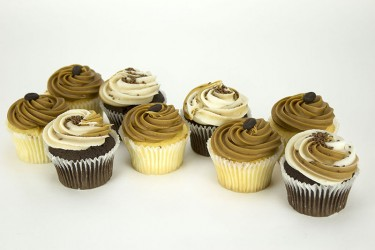 Cupcake Cappuccino - Gift Box of 16