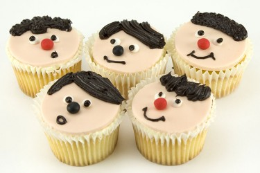 Funny Faces - Box of 6