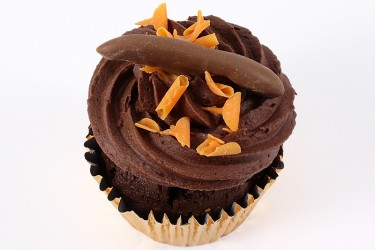 Wednesday 19th - Chocolate Orange - Box of 16 - National Cupcake Week