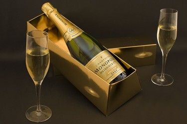 Heidsieck and Co Monopole Gold Top