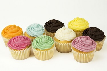 Cupcakes Boxed - Gift Box of 16