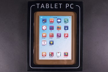 Chocolate Tablet Computer
