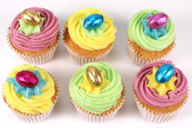 Easter Nests Gift Box of 6