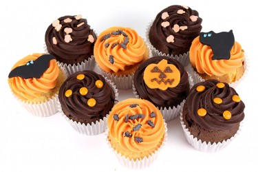 Pumpkin Cupcakes  - Box of 9