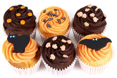 Pumpkin Cupcakes - Box of 6