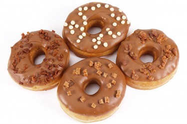 Do-NUTTY About Caramel - Classic Box of 8