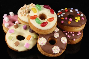 Pick n Mix Doughnuts - Box of 8