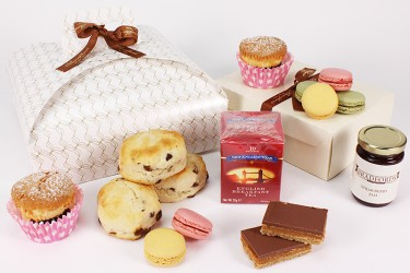 Fancy Afternoon Tea For Two Gift Box