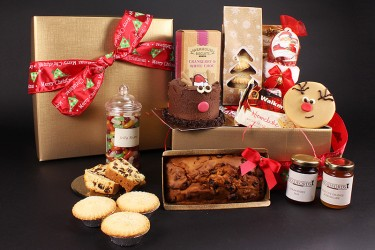 Rudolph Fancy Gift Box (International)