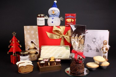 Donner Christmas Gift Box