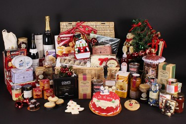 Rudolph's Extravagance Christmas Gift Hamper