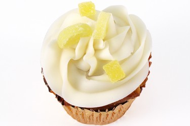 Monday 24th - Lemon Sensation - Box of 6 - National Cupcake Week
