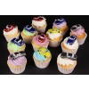 Grand Prix Cupcakes - Box of 16