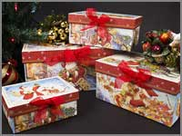 Send Christmas Hampers to Europe