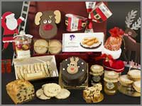 Send Christmas Hampers to USA and Canada